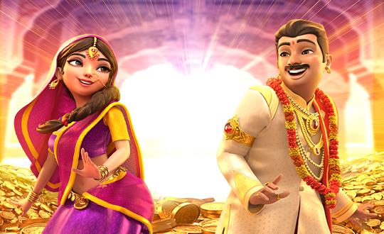 รีวิวเกมสล็อต Ganesha Fortune