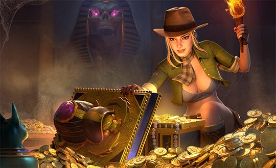 Raider Jane's Crypt of Fortune jpg